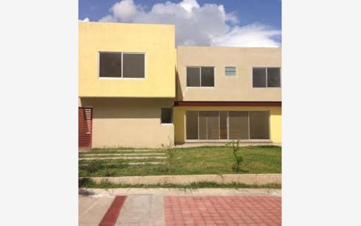 Foto de casa en venta en  45, centro jiutepec, jiutepec, morelos, 2047282 No. 01