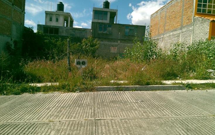 Foto de terreno habitacional en venta en  45, itzicuaro, morelia, michoac?n de ocampo, 759863 No. 01