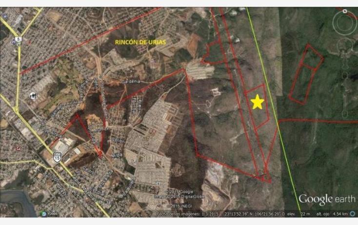 Foto de terreno habitacional en venta en  45, urias, mazatlán, sinaloa, 1124391 No. 02
