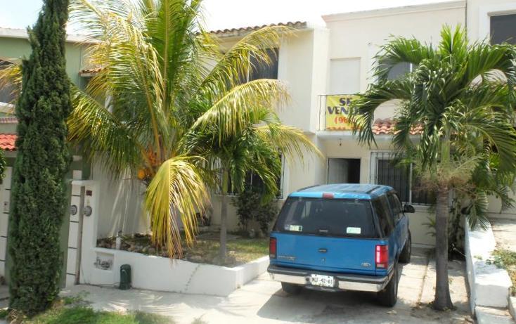 Foto de casa en renta en  450, monte real, tuxtla gutiérrez, chiapas, 974847 No. 01