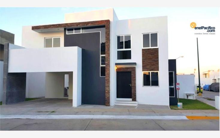 Foto de casa en venta en  4501, real del valle, mazatl?n, sinaloa, 1361571 No. 01