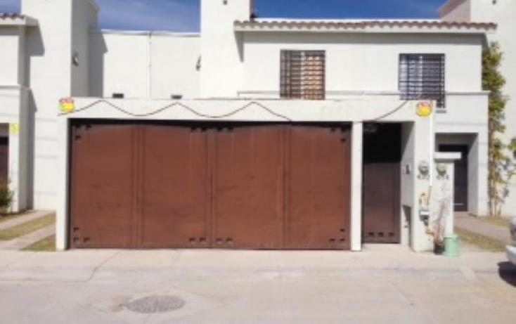 Foto de casa en venta en  452, alcázar, jesús maría, aguascalientes, 1622600 No. 01
