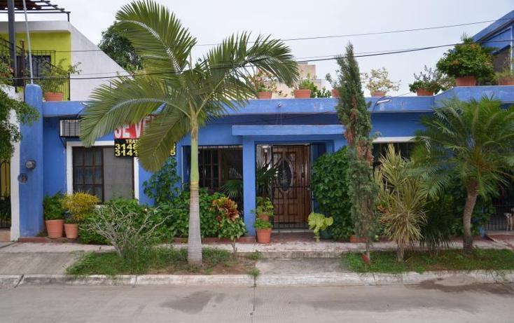 Foto de casa en venta en  459, nuevo salagua, manzanillo, colima, 1537946 No. 01