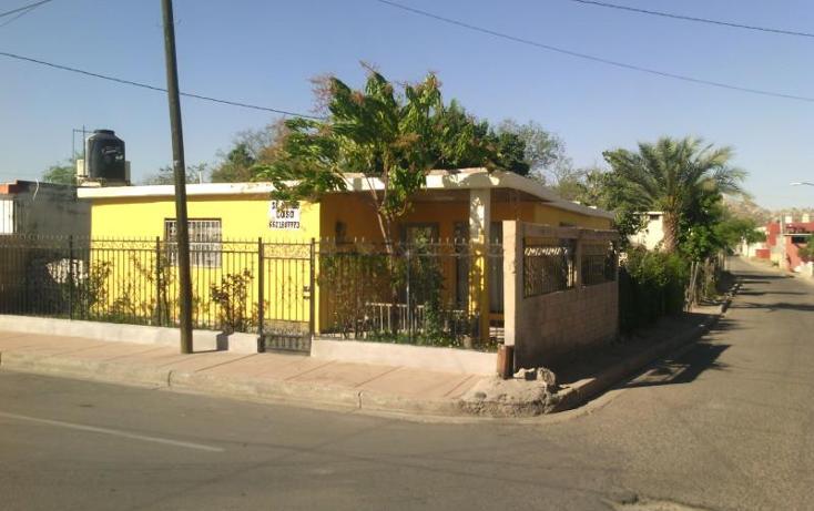 Foto de casa en venta en  46, palo verde, hermosillo, sonora, 1724070 No. 01