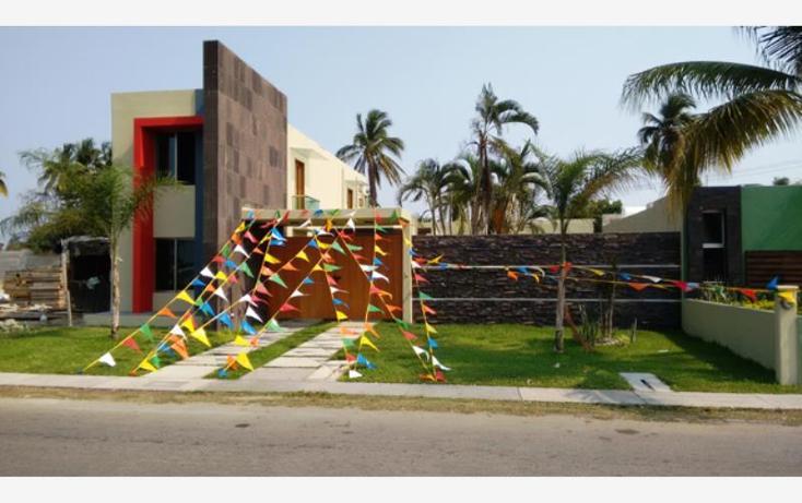 Foto de casa en venta en  46, soleares, manzanillo, colima, 1985628 No. 01