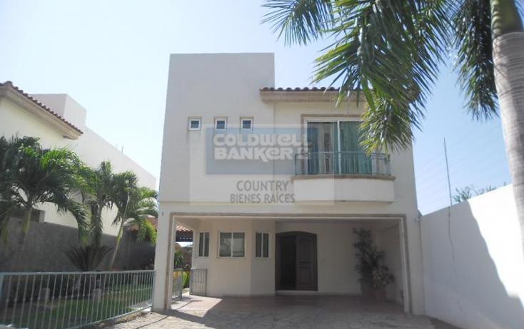 Foto de casa en venta en  4601-13, las flores, culiacán, sinaloa, 633058 No. 01