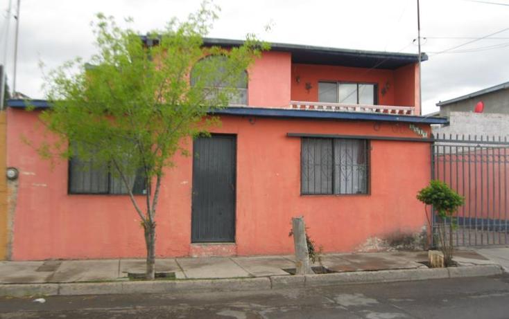 Foto de casa en venta en  4612, cuarteles, chihuahua, chihuahua, 1712002 No. 01