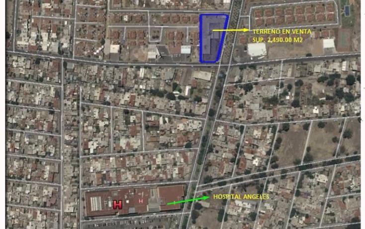 Foto de terreno comercial en venta en  463, galindas residencial, querétaro, querétaro, 848039 No. 03
