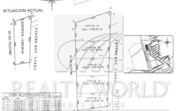 Foto de terreno habitacional en venta en 4635, rincón de santa rosa, apodaca, nuevo león, 1454379 no 06