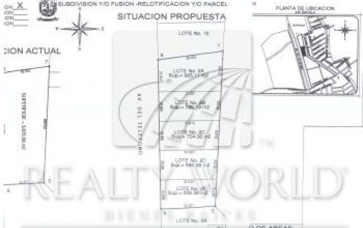 Foto de terreno habitacional en venta en 4635, rincón de santa rosa, apodaca, nuevo león, 1468575 no 02
