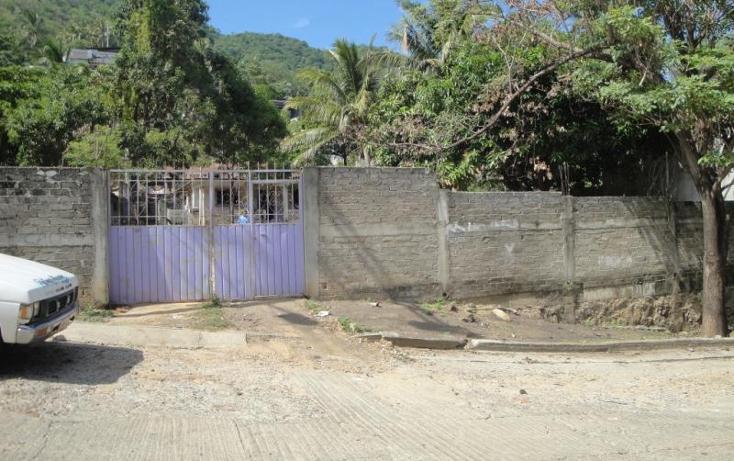 Foto de terreno habitacional en venta en  465, la sabana, acapulco de juárez, guerrero, 1369399 No. 02