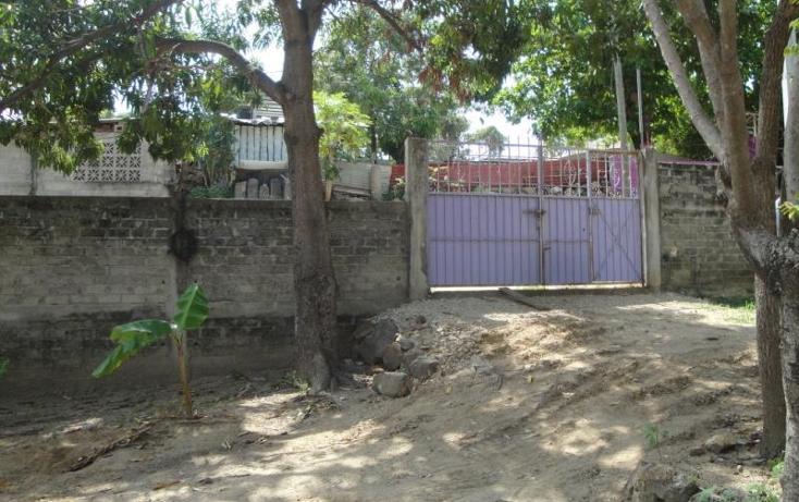 Foto de terreno habitacional en venta en  465, la sabana, acapulco de juárez, guerrero, 1369399 No. 09