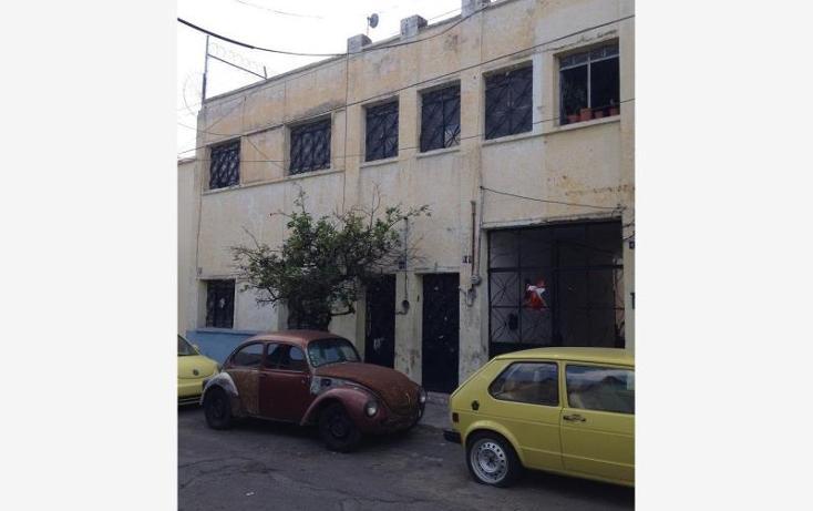 Foto de departamento en venta en  467, 469 y 471, el retiro, guadalajara, jalisco, 1982990 No. 01