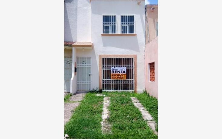 Foto de casa en renta en  468, palma real, veracruz, veracruz de ignacio de la llave, 2040236 No. 01