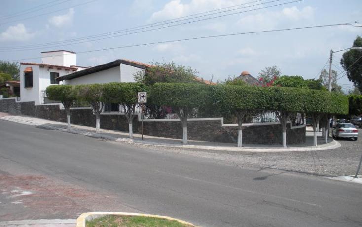 Foto de casa en venta en  47, arboledas, querétaro, querétaro, 1374597 No. 01