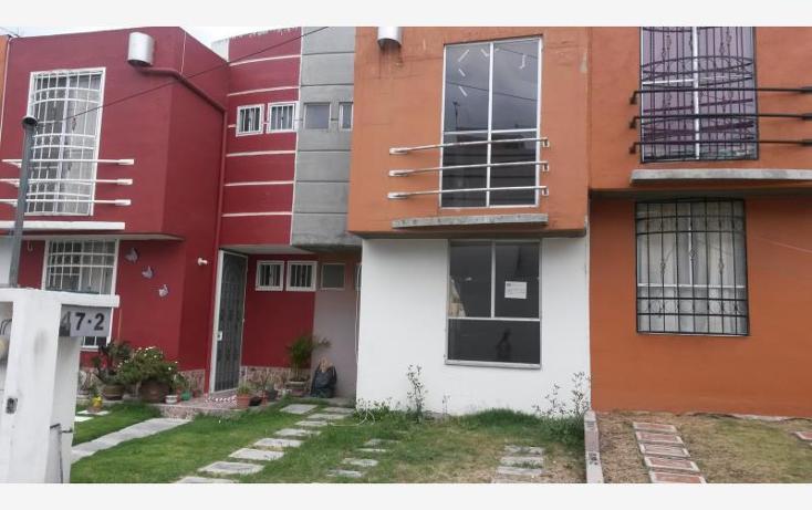 Foto de casa en venta en  47, la alborada, cuautitlán, méxico, 1933682 No. 01