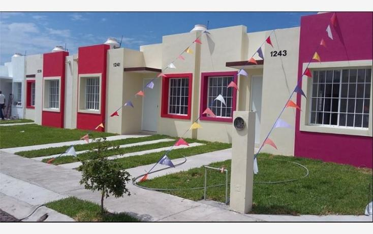 Foto de casa en venta en  47, la reserva, villa de álvarez, colima, 1992872 No. 01