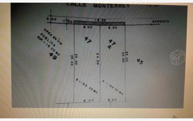 Foto de terreno habitacional en venta en  47, progreso, acapulco de juárez, guerrero, 1530180 No. 02