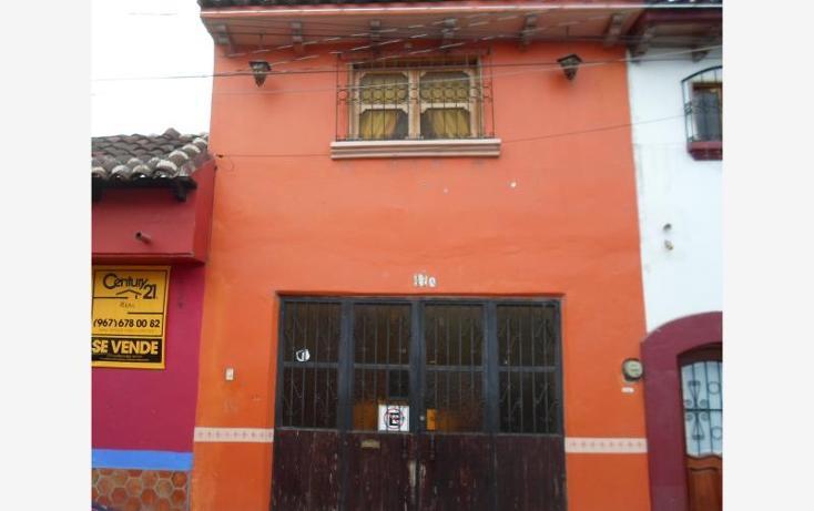 Foto de casa en venta en  47-c, san cristóbal de las casas centro, san cristóbal de las casas, chiapas, 1745429 No. 01