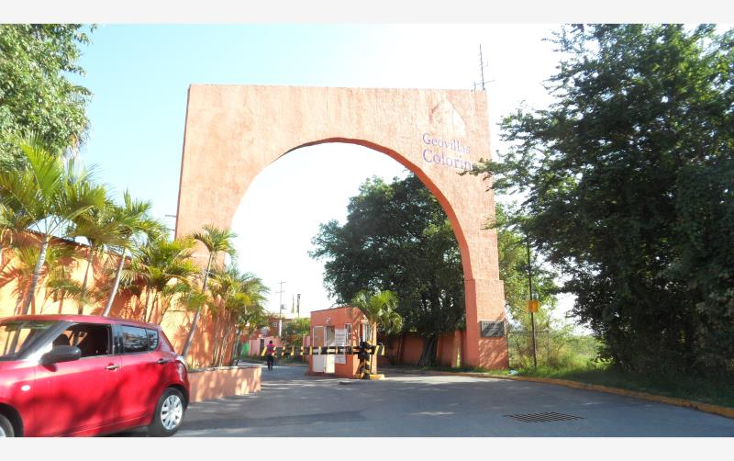 Foto de casa en venta en  48, geo villas colorines, emiliano zapata, morelos, 2025438 No. 01