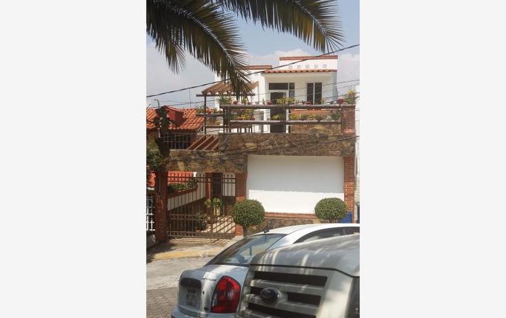 Foto de casa en venta en  48, villas de la hacienda, atizapán de zaragoza, méxico, 1580334 No. 02