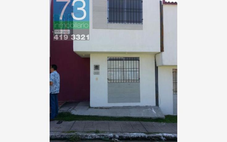 Foto de casa en venta en  4850, eduardo loarca, quer?taro, quer?taro, 1629022 No. 01
