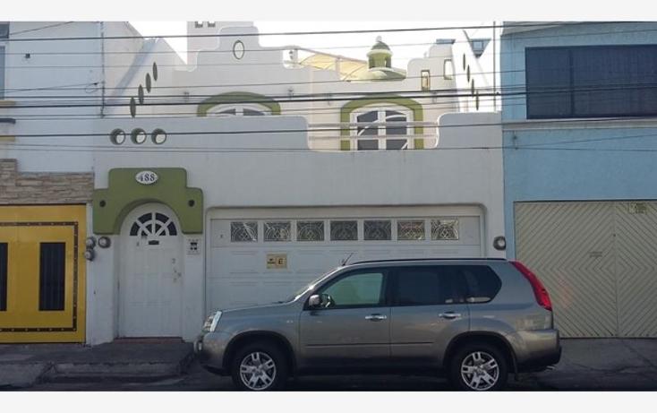 Foto de casa en venta en  488, f?lix ireta, morelia, michoac?n de ocampo, 1580112 No. 01