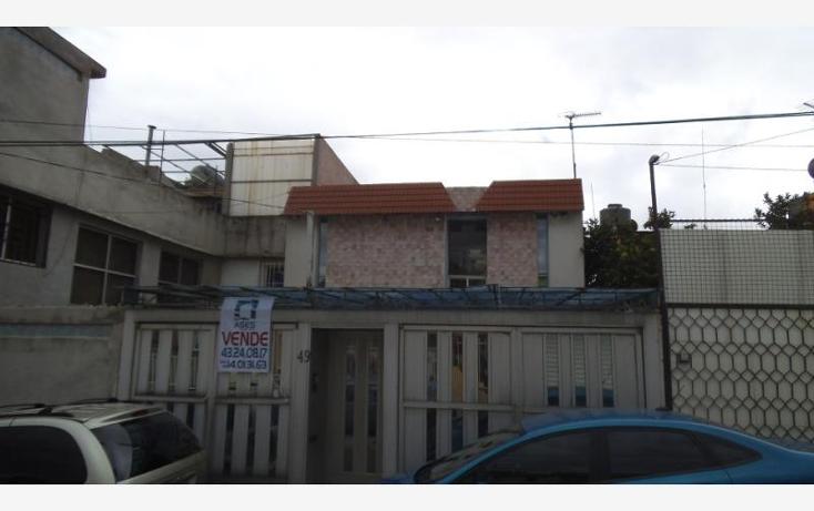 Foto de casa en venta en  49, izcalli ecatepec, ecatepec de morelos, méxico, 1994270 No. 01