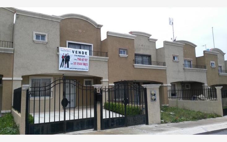 Foto de casa en venta en  49, jardines de tizayuca ii, tizayuca, hidalgo, 1582168 No. 01