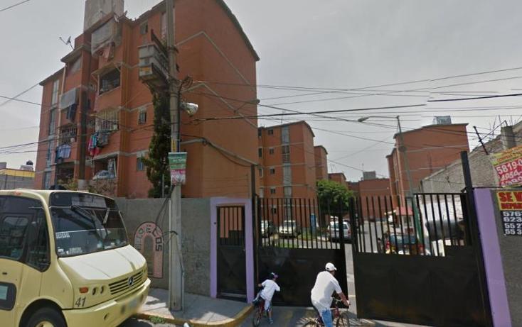 Foto de departamento en venta en morelos 49, paraje zacatepec, iztapalapa, distrito federal, 2693380 No. 01