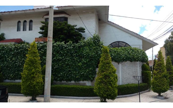 Foto de casa en venta en  , valle de san javier, pachuca de soto, hidalgo, 2045805 No. 01