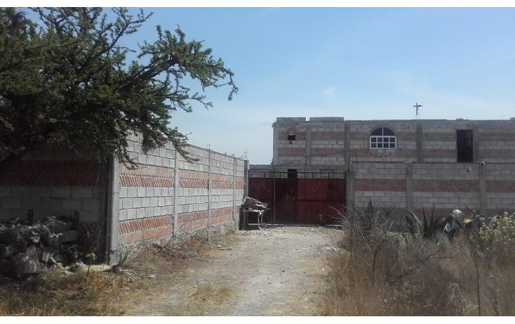 Foto de terreno habitacional en venta en  , 4o. centenario, san juan del río, querétaro, 1779360 No. 01