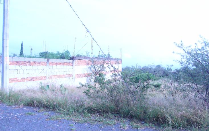 Foto de terreno habitacional en venta en  , 4o. centenario, san juan del río, querétaro, 1811762 No. 01