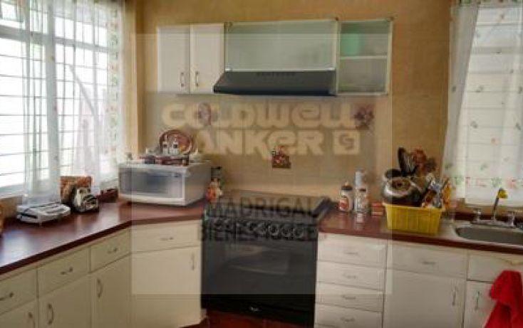 Foto de casa en venta en 4ta cerrada de fernando montes de oca 6, santo tomas ajusco, tlalpan, df, 1215645 no 01