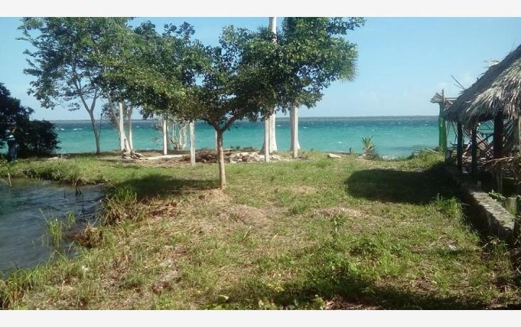 Foto de terreno comercial en venta en  5, bacalar, bacalar, quintana roo, 1728612 No. 04