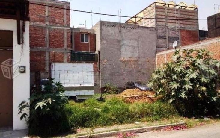 Foto de terreno habitacional en venta en  5, barrio 18, xochimilco, distrito federal, 1810042 No. 01