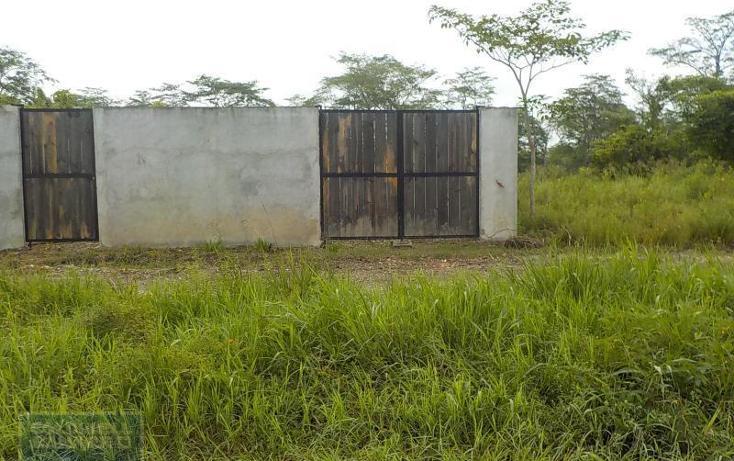 Foto de terreno comercial en venta en  5, bosques de saloya, nacajuca, tabasco, 2029854 No. 04