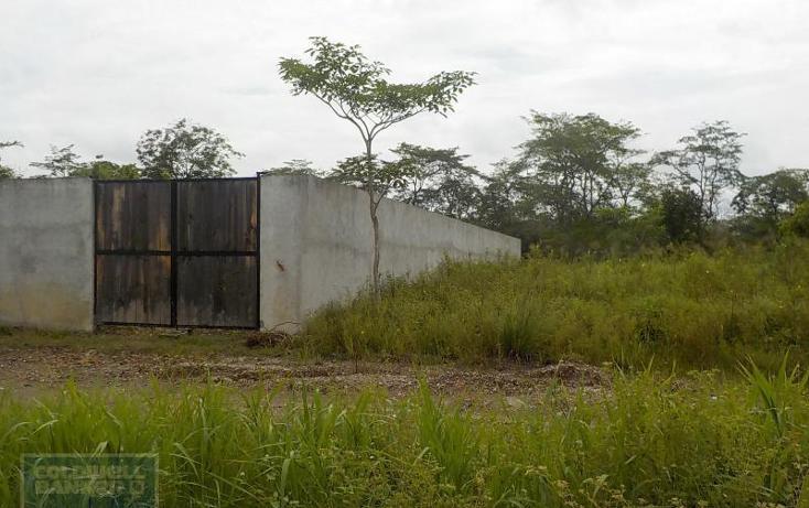 Foto de terreno comercial en venta en  5, bosques de saloya, nacajuca, tabasco, 2029854 No. 05