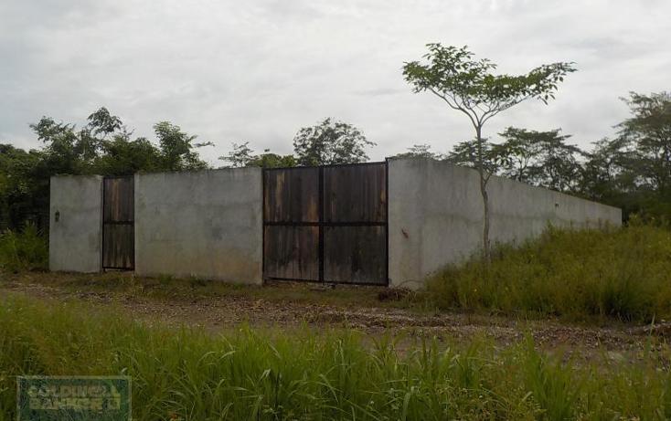 Foto de terreno comercial en venta en  5, bosques de saloya, nacajuca, tabasco, 2029854 No. 06