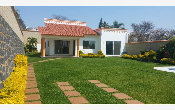 Foto de casa en venta en  5, brisas, temixco, morelos, 1541388 No. 02