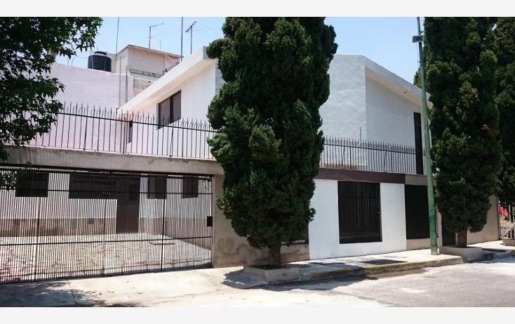 Foto de casa en venta en  5, cafetales, coyoac?n, distrito federal, 1340905 No. 01