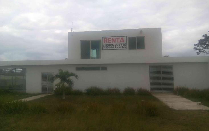 Foto de oficina en renta en  , 5 colonias, m?rida, yucat?n, 1834762 No. 01