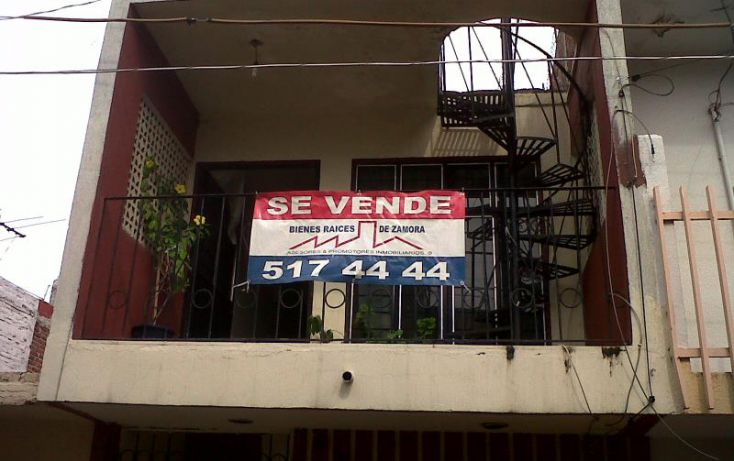 Foto de casa en venta en 5 de febrero 423, jardines de catedral, zamora, michoacán de ocampo, 372769 no 05