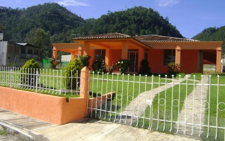 Foto de casa en venta en 5 de febrero 57 a, la merced, san cristóbal de las casas, chiapas, 1629168 No. 01