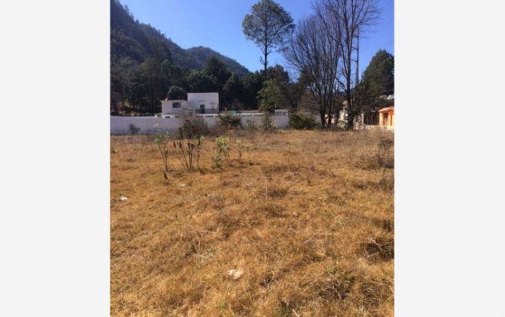 Foto de terreno habitacional en venta en 5 de febrero 57a, la merced, san cristóbal de las casas, chiapas, 1670406 no 01