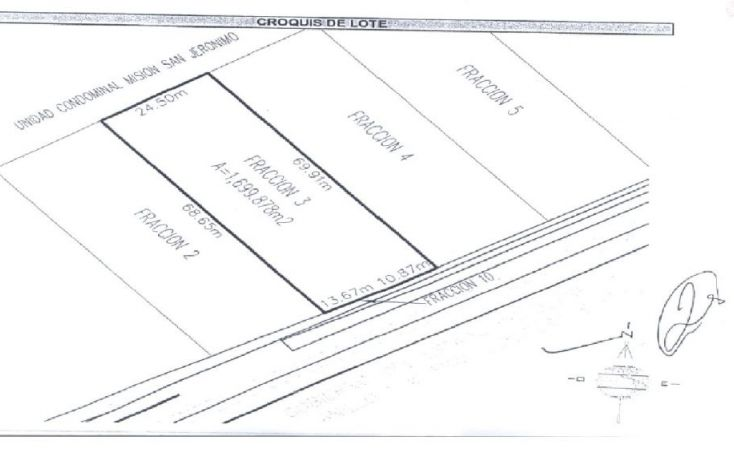 Foto de terreno comercial en renta en, 5 de febrero, corregidora, querétaro, 1440635 no 01