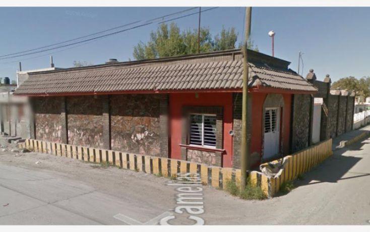 Foto de casa en venta en 5 de febrero esq camelias 1020, las flores, monclova, coahuila de zaragoza, 1709030 no 01