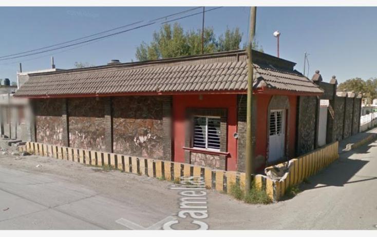 Foto de casa en venta en 5 de febrero esquina camelias 1020, las flores, monclova, coahuila de zaragoza, 1709030 No. 01