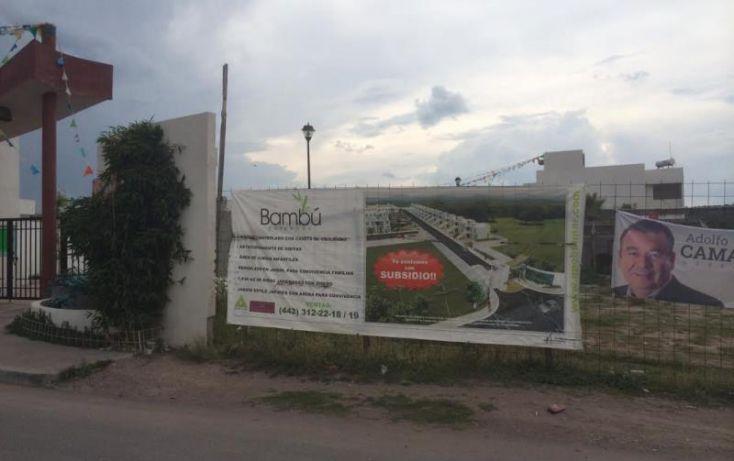 Foto de terreno habitacional en venta en, 5 de febrero, querétaro, querétaro, 1371439 no 02