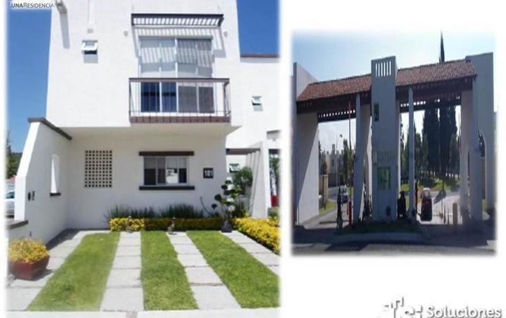 Foto de casa en venta en  , 5 de febrero, querétaro, querétaro, 926781 No. 01